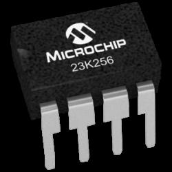 MICROCHIP - 23K256-I/P