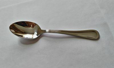 JAY Marka,1. Kalite Çelik, Çok Şık, Çay / Kahve Kaşığı 12'li Set