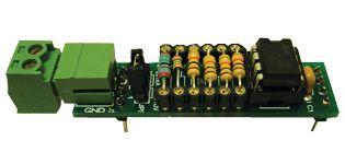 Infogate - Kolay IO – AIn - 4..20 mA, 0..10V analog giriş modülü