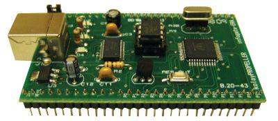 Infogate - Kolay PROPELLER Mikrodenetleyici Modülü