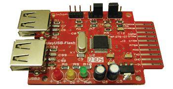 Infogate - Kolay USB-Flash - USB flash bellek kayıt modülü