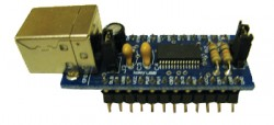 Infogate - Kolay USB / RS232 - USB /UART dönüştürücü modülü