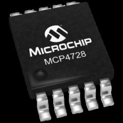 MICROCHIP - MCP4728-E/UN