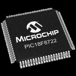 MICROCHIP - PIC18F8722-I/PT