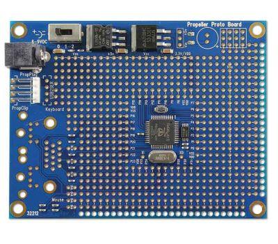 Parallax - Propeller Proto Board
