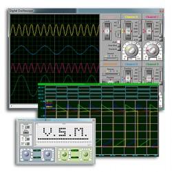 Labcenter - Proteus Professional VSM Starter Kit for 8051