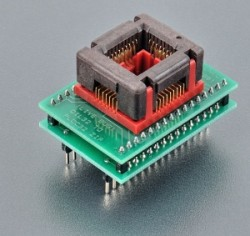 Elnec - DIL32/PLCC32 ZIF Adaptör Soketi