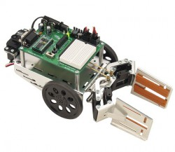 Parallax - Gripper Kit for the Boe-Bot or ActivityBot Robot