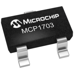 MICROCHIP - MCP1703T-3302E/CB