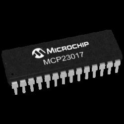 MICROCHIP - MCP23017-E/SP