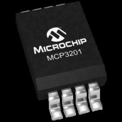 MICROCHIP - MCP3201-CI/SN