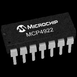 MICROCHIP - MCP4922-E/P