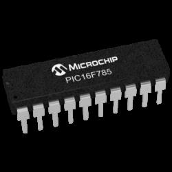 MICROCHIP - PIC16F785-I/P