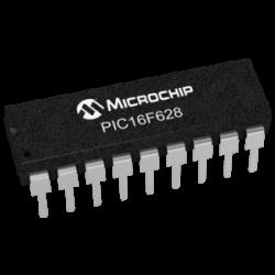 MICROCHIP - PIC16LF628-04I/P