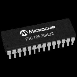 MICROCHIP - PIC18F26K22-I/SP