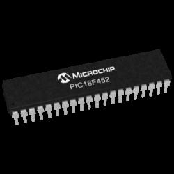 MICROCHIP - PIC18F452-I/P