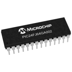 MICROCHIP - PIC24FJ64GA002-I/SP