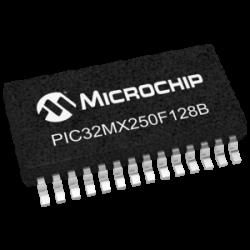 MICROCHIP - PIC32MX250F128B-50I/SS