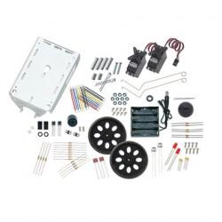 Parallax - Robotics with the Boe-Bot Parts Kit