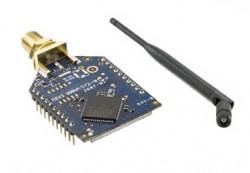 DIGI INTERNATIONAL - XBee Pro 868MHZ XBP08-DPSIT-024 haberleşme modülü ( Anten Dahil )